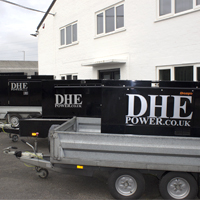Link to Generator hire on eventstagehire.com